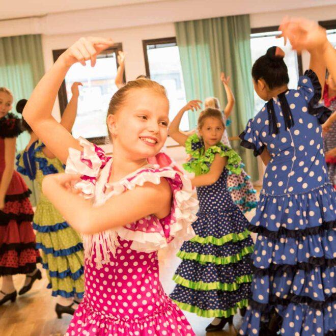 bailando studios flamenco dans karlstad