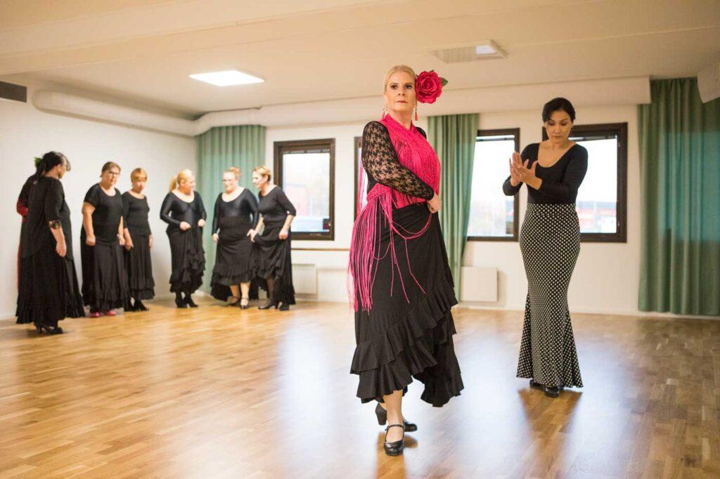 flamencodans karlstad